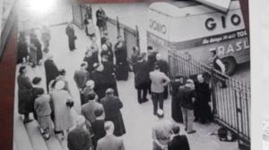 Il Grigio in 1959, La Spezia, Italy